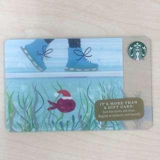 Starbucks Card Ice Skating (US)