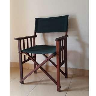 kursi lipat santai, baru, bagus, kuat, ada 4pcs