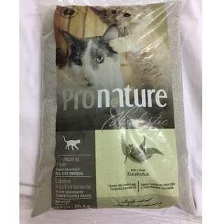 PRONATURE SUPER ABSORBENT CLUMPING LITTER WITH FRAGRANT