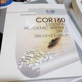 Cor160 essential academic writing skills 2nd edition