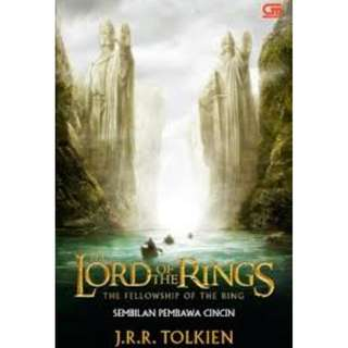 Ebook The Lord of the Rings 1 - The Fellowship Of The Rings