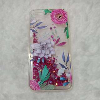 Glittery case for iphone 5