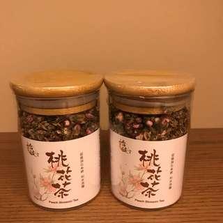桃花茶 30g 2瓶