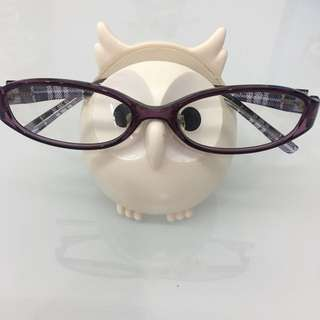 Pylones Owl Spectacle holder