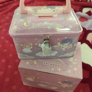 Little twin stars Coin bank