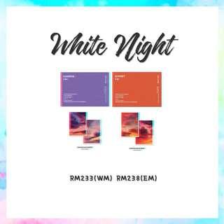 Preorder - Taeyang White Night