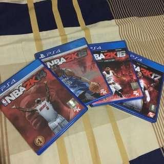 NBA PS4 BUNDLE
