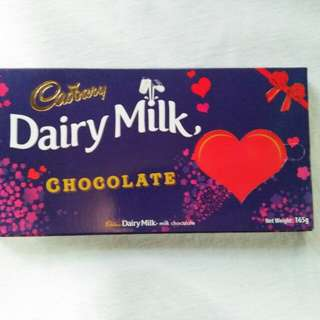 Cadburry Valentines Edition (165g)
