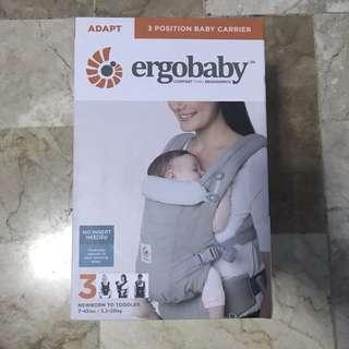 Ergobaby Adapt Carrier - Pearl Grey