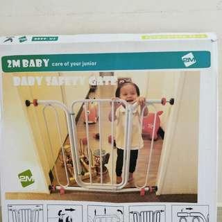 Adjustable Safety Gate