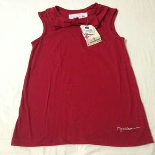 Mossimo Kids Red Top