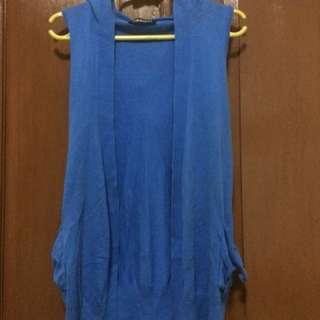 Outwear blue