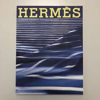 Hermes VIP Fans MAGAZINE 愛馬仕 月刊 2003 Vol. I