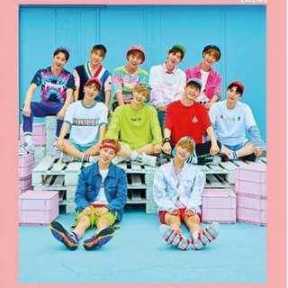 [Pre-Order/MY GO]  WANNA ONE - 1x1=1(TO BE ONE)