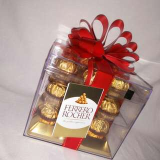 Ferrero Rocher Box 18pcs