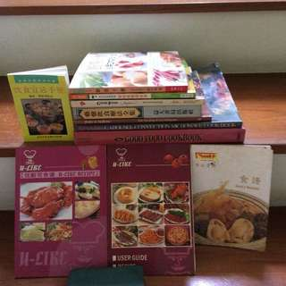 Cookbooks all just $10