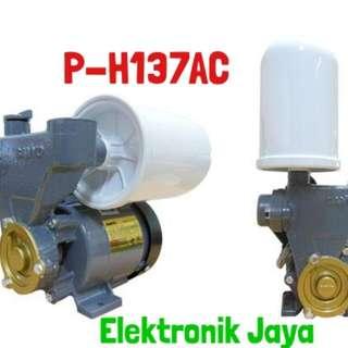 """P-H137AC Pompa Air Sanyo (Sumur Dangkal) """"Otomatis"""""""