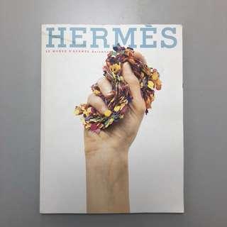 Hermes VIP Fans Magazine 愛馬仕 月刊 2004 Vol. II