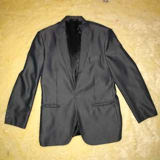 Preloved Jas Formal Pria Bigsize/Jumbo custom made