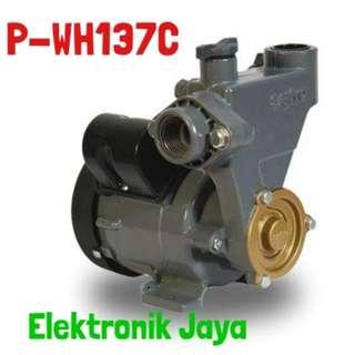 """P-WH137C Pompa Air Sanyo (Sumur Dangkal) """"Non-Otomatis"""""""