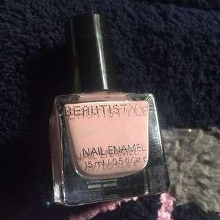 Nail Enamel Beautistyle no 170