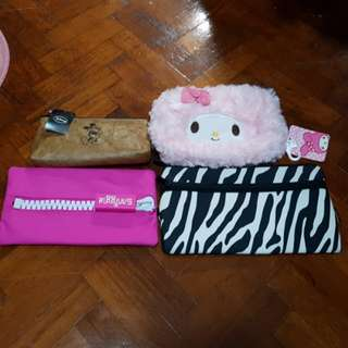 CLEARANCE Pencil Cases