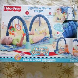 Playgym Fisher Price 3 in 1