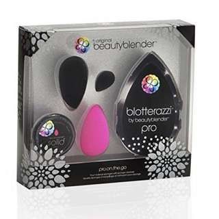 *BNIB* Authentic Original BeautyBlender Holiday Collection