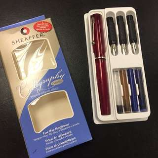 Sheaffer Calligraphy Kit