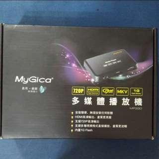 MyGica多媒體播放機 MP330