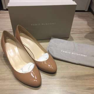 🈹🈹Fabio Rusconi flatform shoes