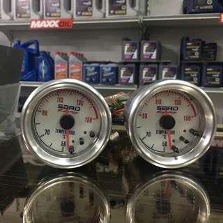 SARD Racing Original 60mm Temperature gauges
