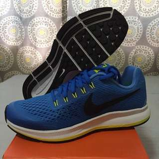 Brand New Nike Zoom Pegasus 34 (GS)