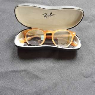 Unisex authentic Ray-Ban eyeglass free delivery