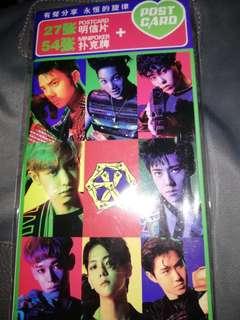 EXO Post Card Set