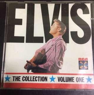 Cd 55 Elvis, silver rim