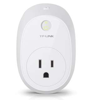 TP Link, WiFi Smart Plug with Energy Monitoring