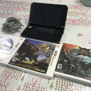 3DS XL. Letting go everything