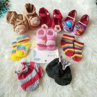 baby sock/prewalker