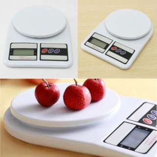 BNEW Electronic Digital Kitchen Weighing Scale 5Kg w/ batteries