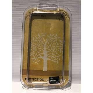 iPhone6Plus 銀色手機殻 包郵 手機套