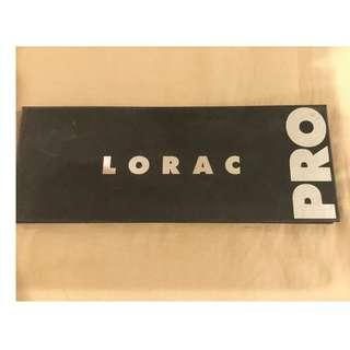 LORAC PRO 1 palette