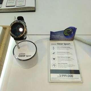 Samsung Gear Sport kredit 30 menit aja