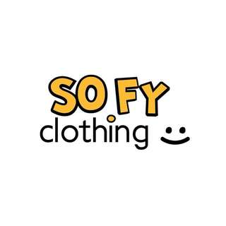 FOLLOW OUR INSTAGRAM @so.fyclothing