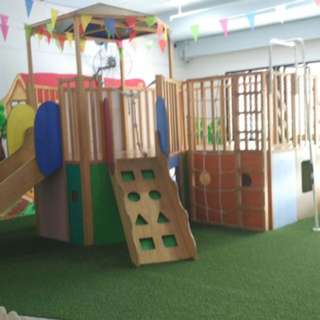 Custom made Indoor playground