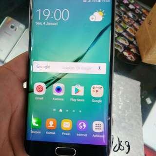 Samsung S6 EDGE 32GB single ex inter super mulus batangan only