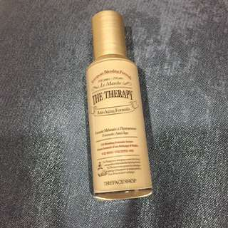 The Faceshop the therapy serum