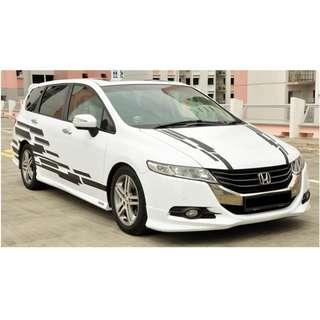Honda Odyssey 2.4 Auto EXV Premium