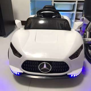 Mercedes Battery Operated Car