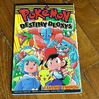 [CLEARANCE] Pokémon - Destiny Deoxys